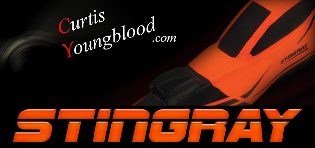 [CYJ] CYJ Stingray500発売開始!